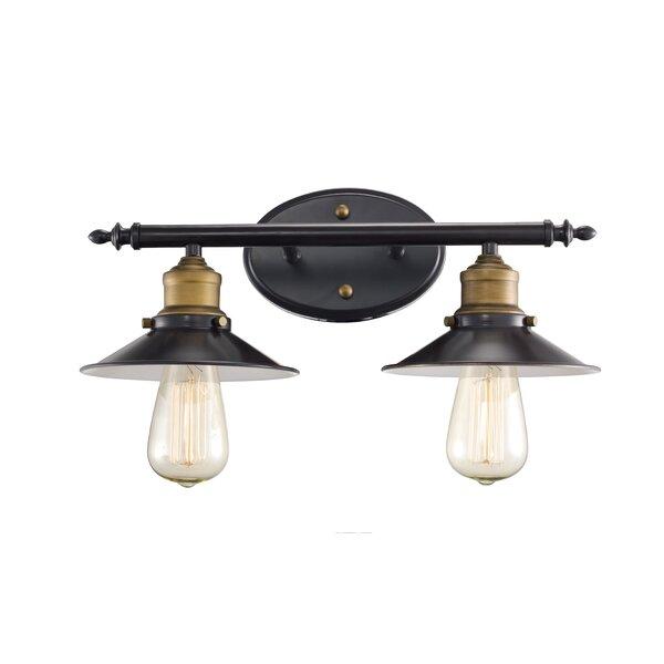 Trent Austin Design Baden Powell 2 Light Vanity Light