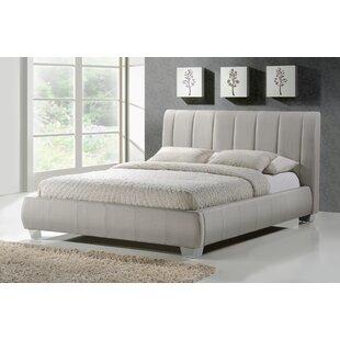 Cantos Upholstered Bed Frame By Brayden Studio