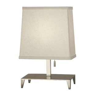 Steel 14 Table Lamp