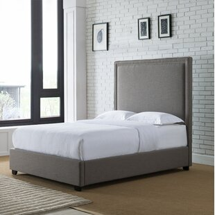 Kip Upholstered Panel Bed by Gracie Oaks
