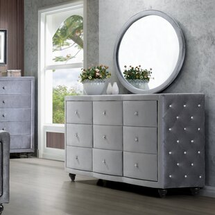 Grant 9 Drawer Dresser By Rosdorf Park