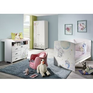 Jemma 3 Piece Bedroom Set By Rauch