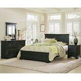 Bunbury Standard 5 Piece Bedroom Set by Charlton Home®