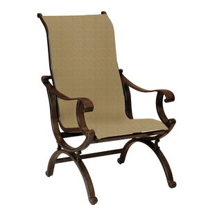 Rialto Sling Patio Dining Chair
