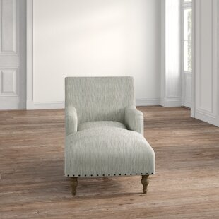 Joshua Chaise Lounge By Canora Grey