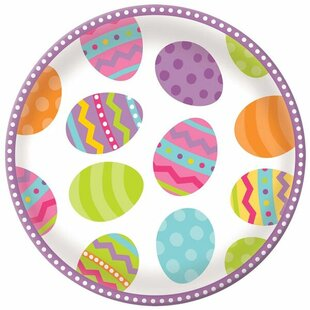Easter Melamine Platter (Set Of 2) by Amscan Cheap