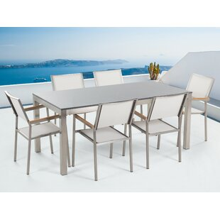 Mangrella 6 Seater Dining Set By Sol 72 Outdoor