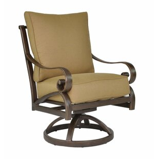 Veracruz Swivel Rocking Chair with Cushion