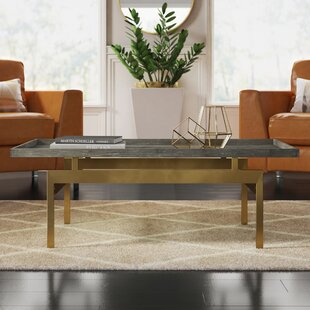 Crosier Coffee Table by Me..