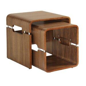 2-tlg. Satztisch-Set Lounge von Jual Furnishings Ltd