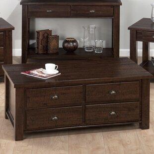 Linden Coffee Table by Loon Peak