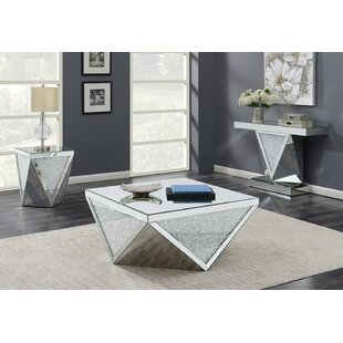 Lippa 3 Piece Coffee Table Set