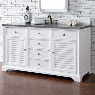 Affordable Osmond 60 Single Bathroom Vanity Base Only ByGreyleigh