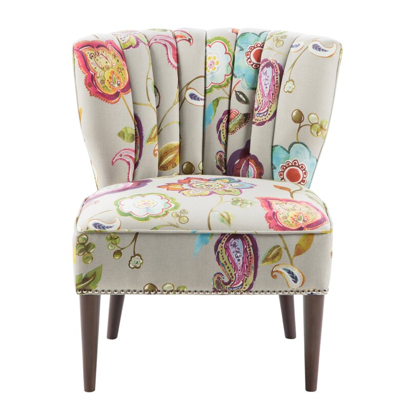 Gentil Harriett Slipper Chair