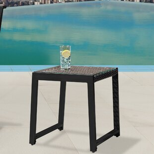 Calvin Aluminum Side Table (Set of 2)
