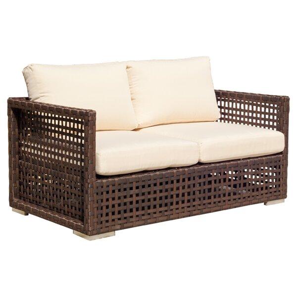 outdoor sofas loveseats youll love wayfair - Patio Loveseat