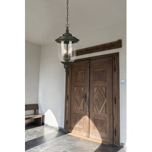 Dransfield 3-Light Pendant..