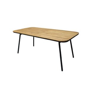 Delahunt  Folding Wooden Dining Table By Sol 72 Outdoor
