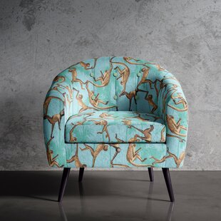 Trevion Tub Chair By Bloomsbury Market