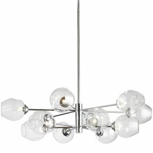 Mercer41 Cassana 8-Light Sputnik Chandelier