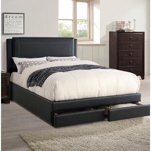Read Reviews Bachani Upholstered Storage Platform Bed by Ebern Designs Reviews (2019) & Buyer's Guide