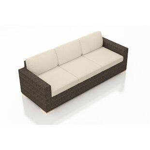 Harmonia Living Arden Sofa with Cushions