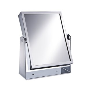 Find the perfect Square Double Face Magnifying Mirror By Windisch by Nameeks