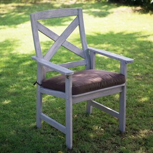 Englewood Patio Dining Chair with Cushion (Set of 2)