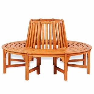 Blasingame Wooden Tree Seat By Sol 72 Outdoor