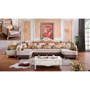 Aneda Sectional by Astoria Grand