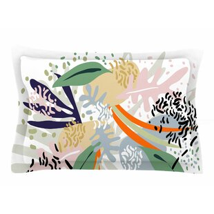 Mmartabc 'Abstract Marine Shapes' Illustration Sham