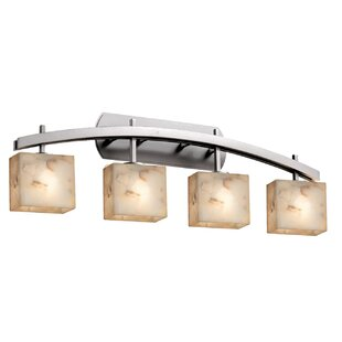 Big Save Conovan 4-Light Vanity Light By Rosecliff Heights