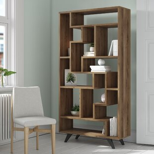 Agee Bookcase By George Oliver