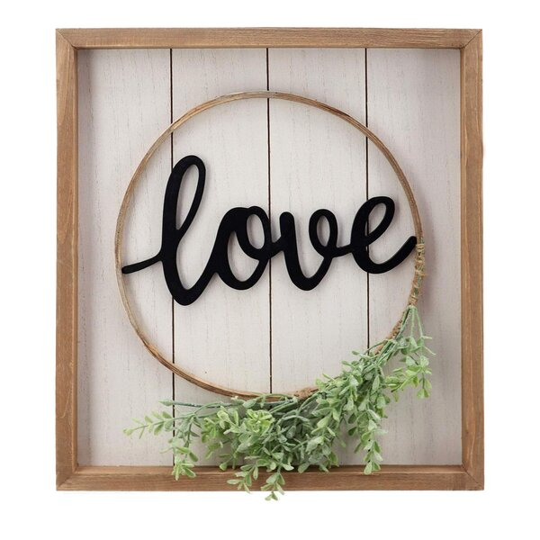 Decorative Signs With Sayings Wayfair