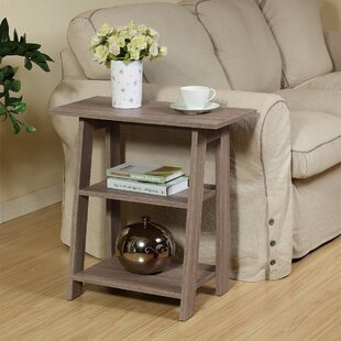 Gaen Ladder Chairside End Table