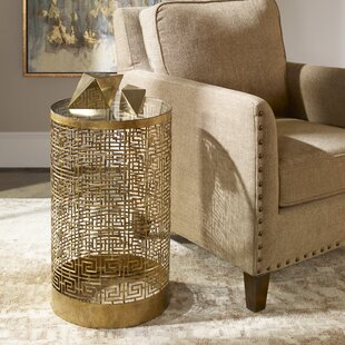 Kaci End Table by Mercer41
