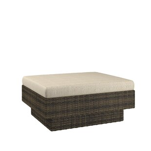 dCOR design Park Terrace Ottoman with Cus..