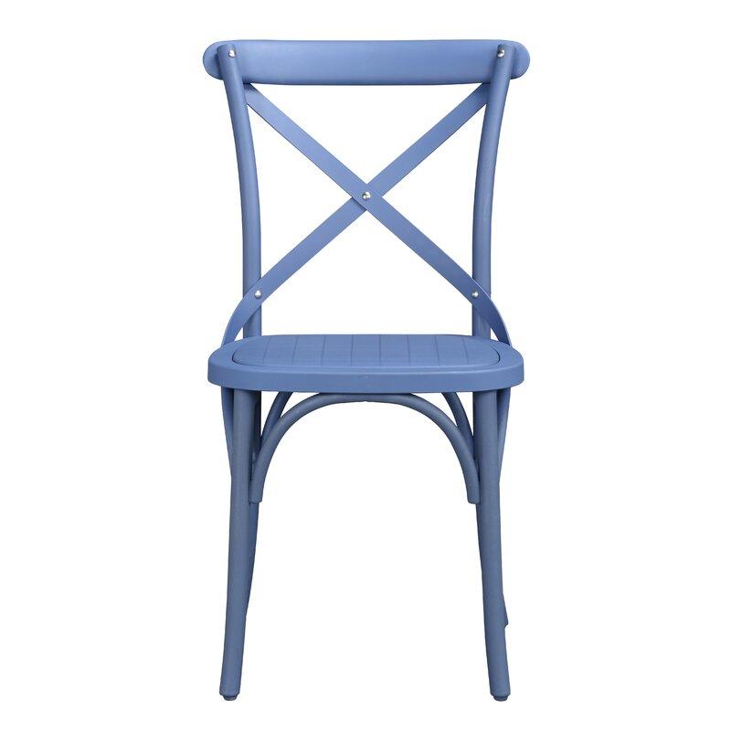 Winston Porter Blakemore Vintage Style Patio Dining Chair Reviews Wayfair