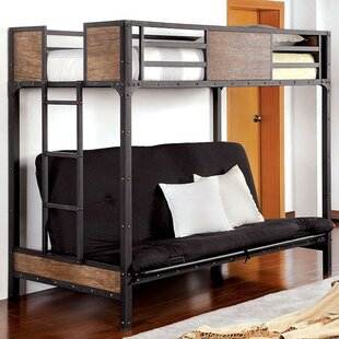 Fresno Twin Futon Bunk Bed