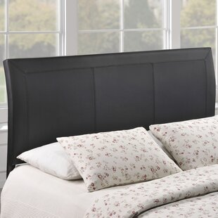 Viveiros Queen Upholstered Sleigh Headboard by Wrought Studio