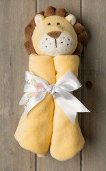 Check Prices Esposito Lion Baby Blanket By Harriet Bee