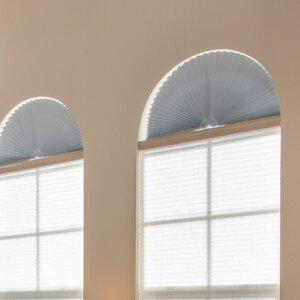Light Blocking Fabric Arch Shade
