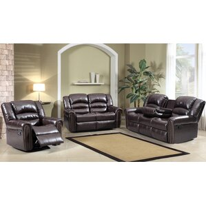 Red Barrel Studio Baxley Configurable Living Room Set