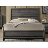 Aubryelle Queen Solid Wood Low Profile Platform Bed by Latitude Run®