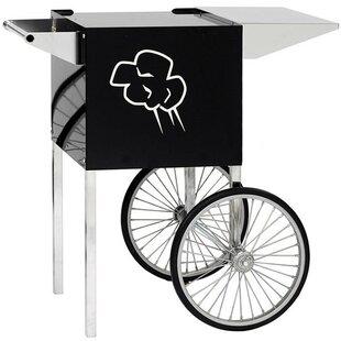 Contempo Pop 4 oz. Popcorn Machine Cart