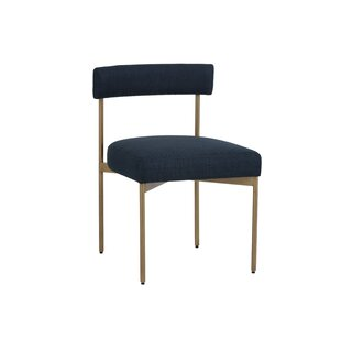 Zenn Upholstered Dining Chair (Set of 2) by Sunpan Modern