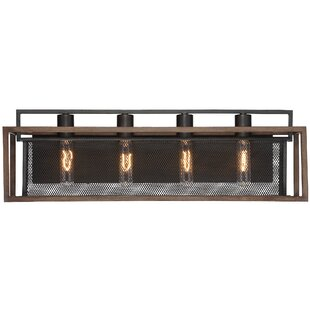 Union Rustic Minor 4-Light Vanity Light