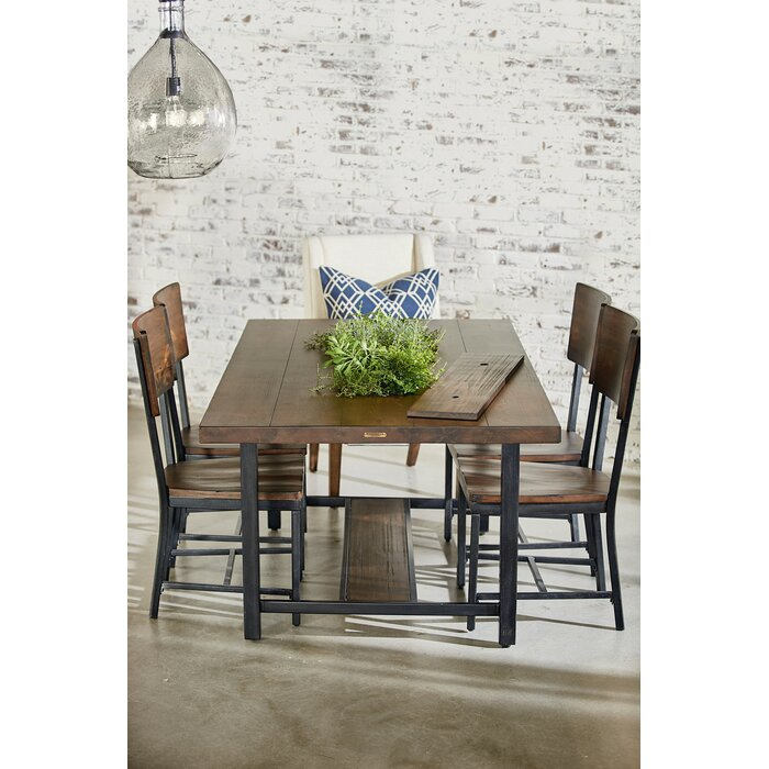 Surprising Framework Solid Wood Dining Table Short Links Chair Design For Home Short Linksinfo