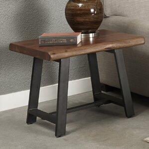 Lockard End Table by Union Rustic