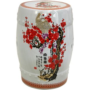 Garden Stool by Oriental Furniture #1